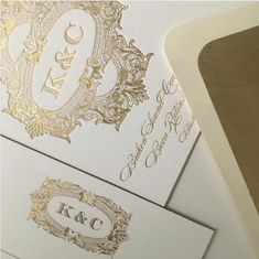Traditional wedding invitation etiquette line by line bellinvito blog from our pinterest pages stopboris Image collections