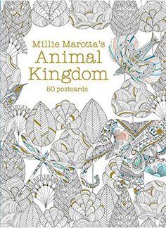 Millie Marotta's Animal Kingdom (Postcard Box): 50 Postcards by Millie Marotta http://www.amazon.com/dp/1454709286/ref=cm_sw_r_pi_dp_HeBRvb1T5VTAD