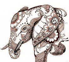 Henna Elephant Google Search Decor Henna Henna Designs Henna