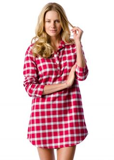 The entire PJ Pan collection is proudly manufactured in the UK Night Shirts  For Women de977c2db