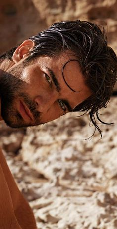 **-** This man would be another great choice for Gideon Cross - Mr. Dark and Dangerous - Crossfire Series !