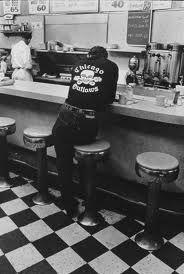 biker gang vintage photo - Google Search