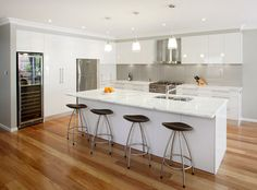 Collaroy Kitchen Centre Forrestvill Design Ideas, Pictures, Remodel and Decor