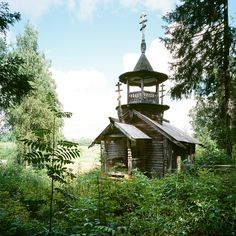 Kokkoila, Karelia region, Chapel of St Barbara (early 18th C)