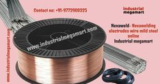 Buy the best nexa welding electrodes wire online by e-commerce industrial megamart. Nexa welding electrodes wire is a popular brand for electrode wires & cables in the market with high quality materials with more flexibility, durability and reliability . It is the best online platform that offers a great range of industrial nexa welding electrodes wire & best service provider of  electrical & electronic product, welding products & materials, and maintenance, repairs and operations products.