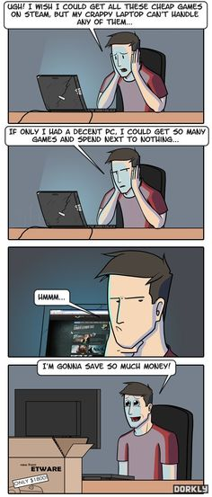 How To Save, The PC Gaming Way
