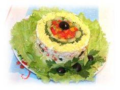 Фото к рецепту: Салат «Черный жемчуг»