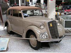 1936 Opel Olympia