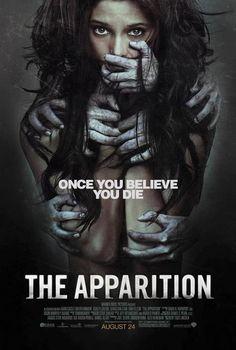 The Apparition es una pelicula de terror y suspenso protagonizada por Ashley Greene, Sebastian Stan y Tom Felton. Y nos relata sobre una serie de aterradores eventos comienzan a ocurrir en su casa