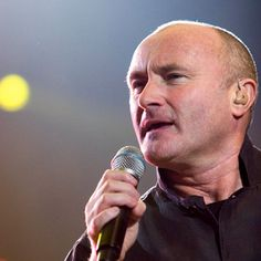 Phil Collins  love his music~