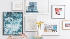 Spruce Up Your Walls with Custom Frames