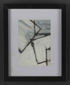 Framed black and white sketch 5, $175.00 by Lindsay Cowles Fine Art