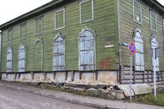 CONSERVATION AND REVITALIZATION OF CULTURAL AND NATURAL HERITAGE REZEKNE