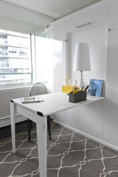 Office designed by Enviable Designs