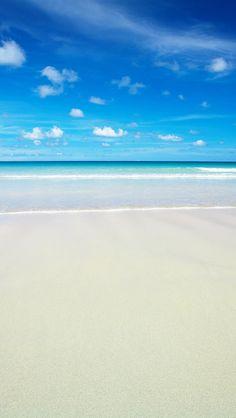 Paradise Island iPhone 5 Wallpaper