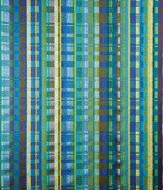 Jack lenor Larsen; 'Remoulade' Textile for Alexander Girard's Interior Design of the J. Irwin Miller House, 1953.