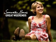 Samantha Brown's travel shows Travel Expert, Travel Tips, Movies Showing, Movies And Tv Shows, Write The Vision, Travel Channel, Celebs, Celebrities, Season 2