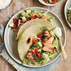 Healthy Mexican on Food & Wine