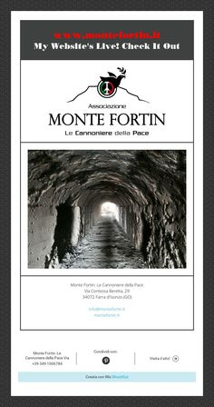 www.montefortin.itMy Website's Live!Check It Out