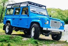 The South Beach Defender Talk about purity of purpose. Fresh off its 25th birthday—the age at which it can be legally imported to the US—this one was built specifically so that its new American owner could use it to frolic on the beach.