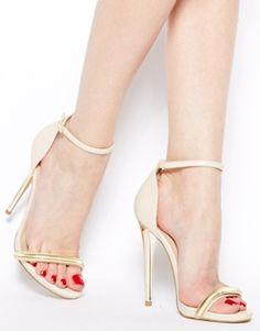 ASOS HELSINKI Heeled Sandals- I'm in Lust...