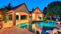 $1,099,000 - 5,705 sq ft 5 Bed 5.1 Bath - New luxury listing in Oak Tree on 2 golf course lots - www.1309Burnham.com - Wyatt Poindexter KW Luxury Homes 405-417-5466 www.WyattPoindexter.com