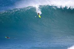2018 Biggest Paddle Entry: John John Florence at Jaws