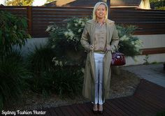 Sydney Fashion Hunter: The Wednesday Pants #35 - Living In Latte