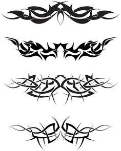 #Tattoo #TattooIdeas #TribalTattoos #TattooDesigns Tribal Tattoos For Men, Tribal Tattoo Designs, New Tattoos, Tattoos For Guys, Tatoos, Tattoo Set, Back Tattoo, I Tattoo, Tribal Patterns