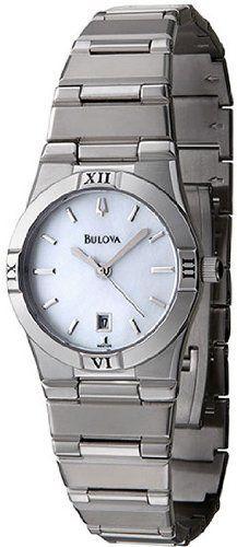 Women's Wrist Watches - Bulova Windemere Womens Quartz Watch 96M100 *** Learn more by visiting the image link.