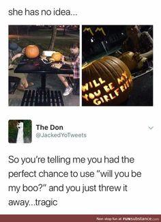 I hope she said yes