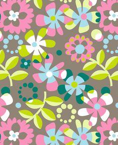 Pattern design by Silvia Dekker for Hema. www.silviadekker.nl