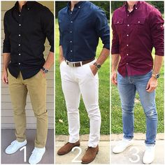 Stylish Mens Outfits, Casual Outfits, Men Casual, Guy Outfits, Casual Dresses, Business Casual Men, Smart Casual, Casual Shirts For Men, Casual Wear