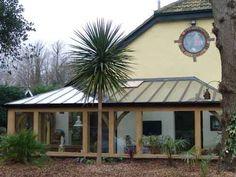 Oak Framed Garden Rooms UK