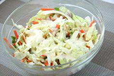 How to Make Coleslaw: 6 steps - wikiHow