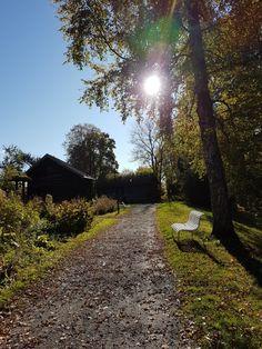 Brekkeparken in Skien, Norway