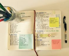 "medicine-caffeine: ""My bullet journal for the anon"