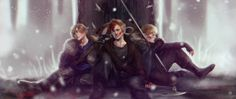 Sigurd (head-canon name for Norway), Arne (head-canon name for Denmark), and Berwald - Click here for a full-sized version: http://ducere.tumblr.com/image/81972837011 - Art by ducere.tumblr.com