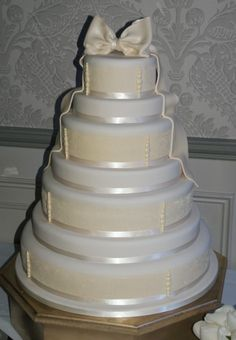 Tale of a Wedding Cake
