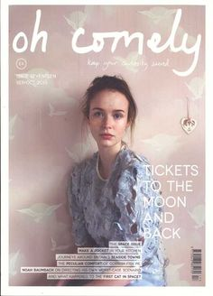 Bored | Aria | Oh Comely magazine