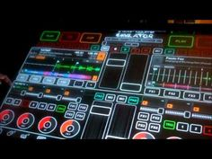 Emulator 1.5 for Traktor 2! Way forward in mixing. Man this is kewl!
