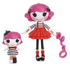 Lalaloopsy Mini Littles Charlotte Charades Sherri Charades Toys R Us, All Toys, Laughter Day, Lalaloopsy Mini, Mattel Shop, Loving Family Dollhouse, Moose Toys, Mlp My Little Pony, Celebration Quotes
