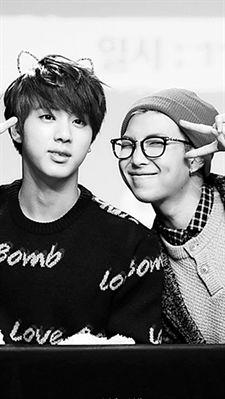 Fanfic / Fanfiction de Bangtan Boys (BTS) - Uma Certa Noite (Namjin) - Capítulo…