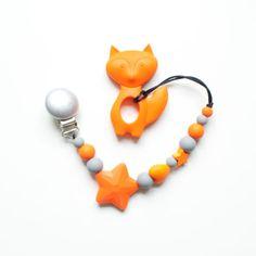 Zawieszka z gryzakiem - Lille Stjerne Handmade Beaded Necklace, Jewelry, Pearl Necklace, Bijoux, Jewlery, Jewels, Jewelery, Jewerly