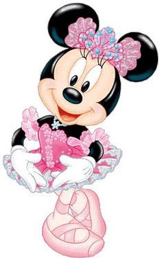 Minnie Mouse Pretty in Pink