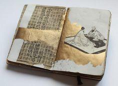 Chinese Moleskine by Juan Rayos » Design You Trust