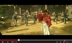 Rurouni Kenshin trailer has rocking theme, gorgeous sets, dudes trying to stab eachother