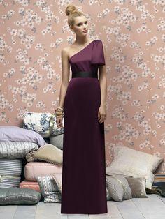 Lela Rose Bridesmaids Style LR171  #purple #bridesmaid #dress