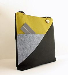WC Tote Linen and Canvas ToteThanksgiving Sale by YellowWallpaper, $57.00