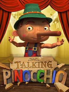 top best apps for kids - talking pinocchio